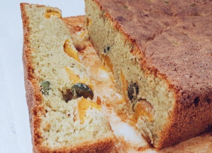 миндальный пирог 710