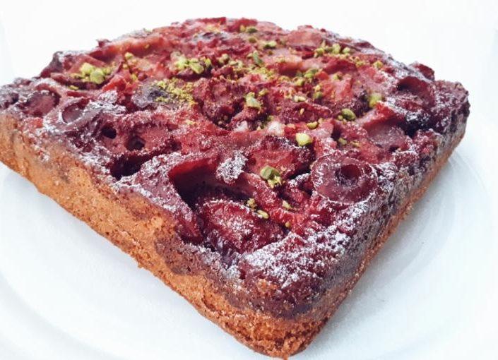 ягодный пирог 710