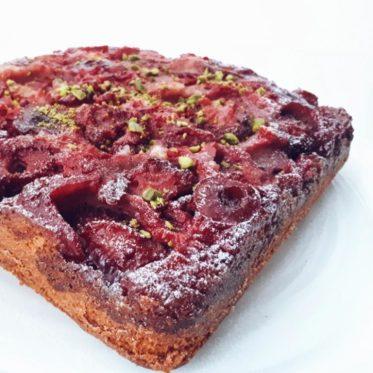 ягодный пирог 750f