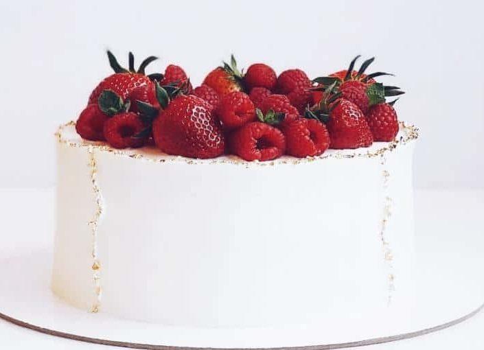 торт белое безмолвие АА 710