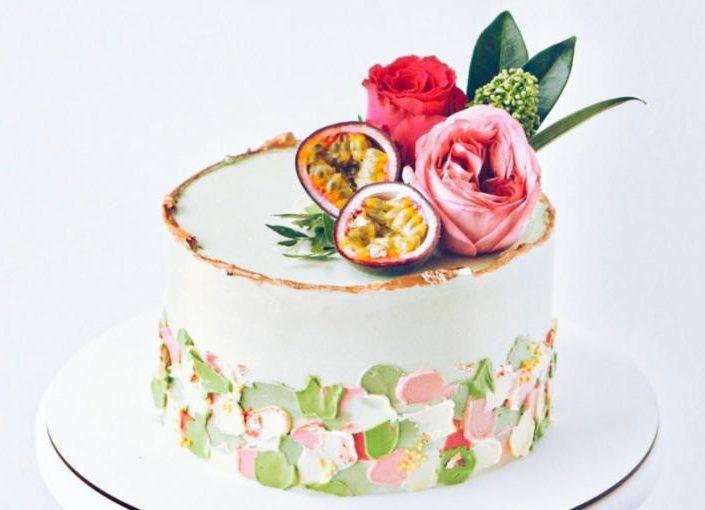 торт экзотик 710