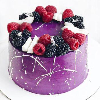 торт экзотик 900