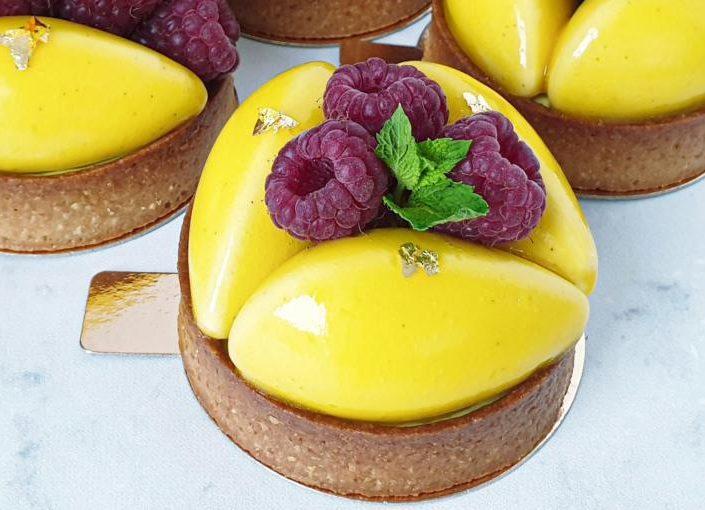 тарт сочный манго 710ф