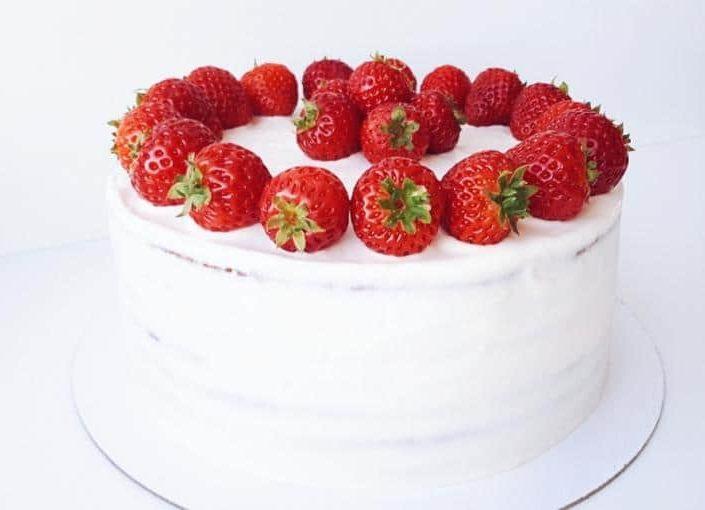 торт медовый 710