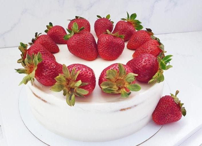 торт медовый А 710