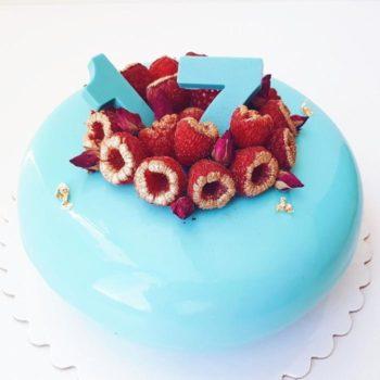 торт капелька 700