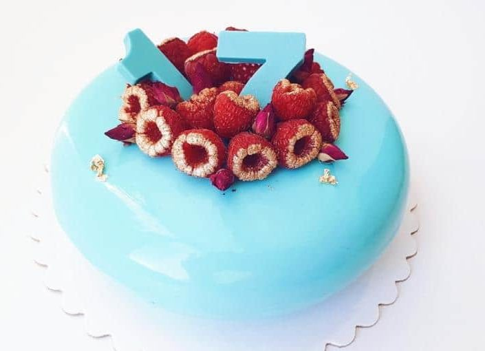 торт капелька А 710