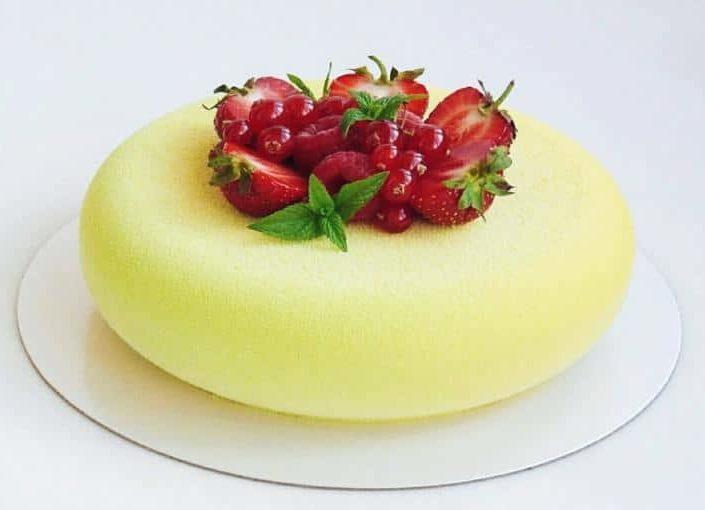 торт капелька ББ 710