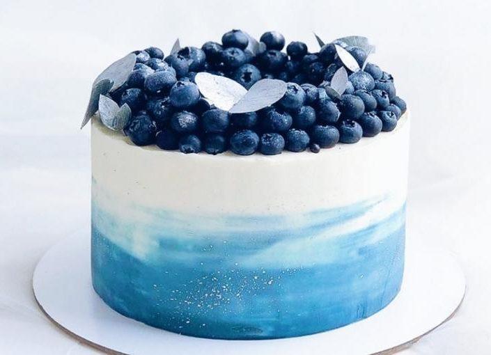 торт черничное безумие 710аа