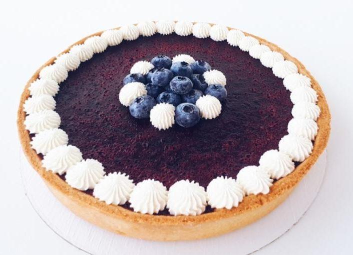 пирог жимолость 710