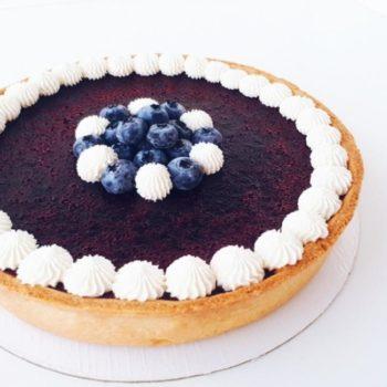 пирог жимолость 650