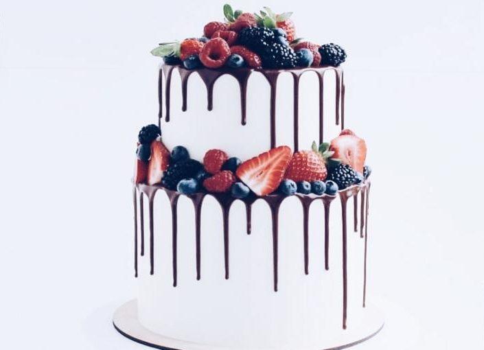 торт свадьба3 710ф