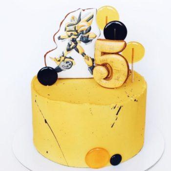 детский торт 900